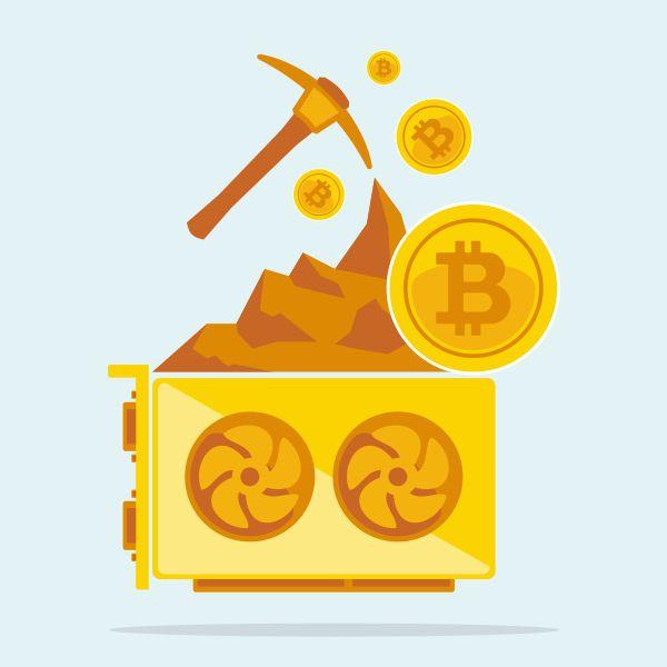 仮想通貨マイニング日記1